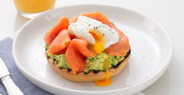 Smoked Salmon Brunch